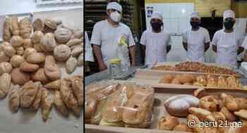 Chiclayo: Panaderos de Monsefú presentan al 'Pan anti COVID-19′ como su nueva creación a base de kion - Diario Perú21