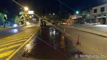 Por reactivación económica de Guacarí, Roldanillo y Ginebra, adelantarán recuperación de vías en Valle - 90 Minutos