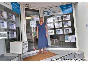SANARY SUR MER : Une nouvelle agence Cimm Immobilier - La lettre économique et politique de PACA - Presse Agence