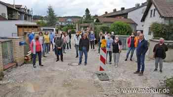 Geretsried: Baumaßnahme an Enzian- und Asternweg: Eigentümer kritisieren Stadt und Stadtwerke - Merkur.de