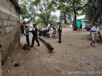 Autoridades realizaron controles en Arauca para evitar el contrabando de cárnicos - Diario del Sur