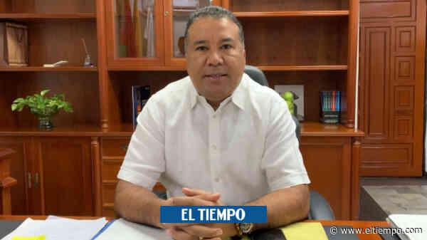 Suspenden por 6 meses al gobernador de Arauca por contrato en pandemia - El Tiempo