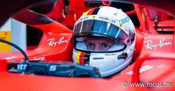 Sebastian Vettel: Entschuldigung bei Red Bull für Ferrari-Wechsel in Formel 1 - FOCUS Online