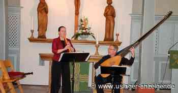 """Duo """"La Vigna"""" fasziniert in Wehrheim - Usinger Anzeiger"""