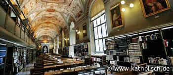 Neue Internetseite für Apostolische Bibliothek des Vatikan - katholisch.de