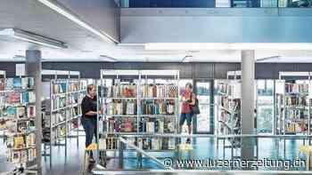 Die Bibliothek Baar verzeichnete vor dem Lockdown 1458 Ausleihen in nur zwei Stunden: Wie erging es anderen Zuger Bibliotheken?   Luzerner Zeitung - Luzerner Zeitung