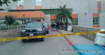 IMSS en Culiacan, Sinaloa sigue realizando servicios normales tras balacera - EL DEBATE