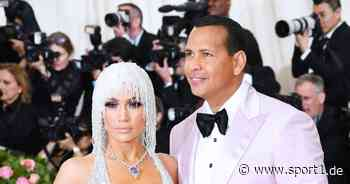 MLB: Konkurrenz für Jennifer Lopez and Alex Rodriguez bei New York Mets - SPORT1