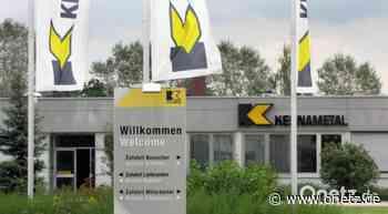 Kennametal wichtig für Nabburg - Onetz.de