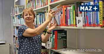 In Teltow-Fläming sind Bücher noch beliebter als eBooks und andere Online-Medien - Märkische Allgemeine Zeitung