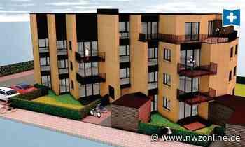 42 Neue Wohnungen An Der Hauptstraße: Investoren aus Wilhelmshaven, Detmold und Varel sehen großen Bedarf in Sande - Nordwest-Zeitung