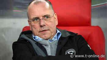 Fortuna Düsseldorf: Röttgermann will gleiche Verteilung von TV-Geldern - t-online.de