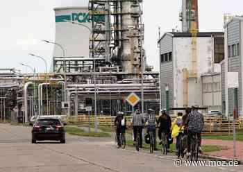 Nachhaltigkeit: Ministerin besucht Erdölanlagen in Schwedt - Märkische Onlinezeitung