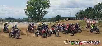 Motocross, a Trofarello CMR Cossato perde una buona occasione - newsbiella.it