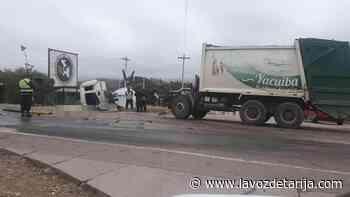 Persona pierde la vida en un grave accidente de tránsito en Yacuiba - La Voz de Tarija