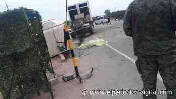 Accidente de tránsito en Yacuiba deja una persona fallecida - elperiodico-digital.com