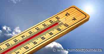 Heat warning issued for Tisdale, Melfort and Nipawin - Humboldt Journal