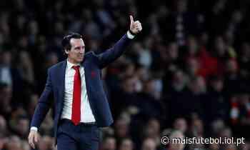 OFICIAL: Unai Emery é o novo treinador do Villarreal - Maisfutebol