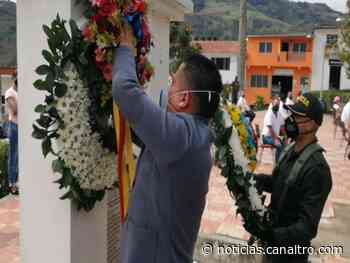 Ragonvalia rinde homenaje a la Independencia - Canal TRO