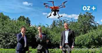 Bad Doberan: ASB bekommt neue Drohne - Ostsee Zeitung