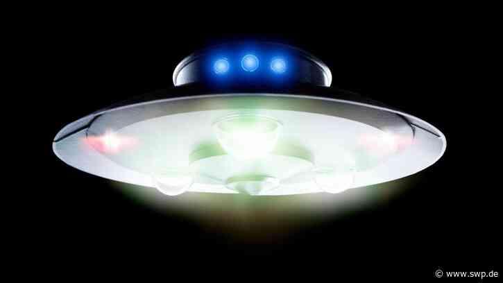 Waiblingen Ufo: Flugobjekt in der Nacht beobachtet – Hubschraubereinsatz der Polizei - SWP