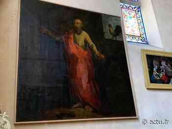 Yvelines. Orgeval : un ancien tableau de l'église restauré - actu.fr