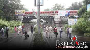 Explained: Why does Delhi's Minto Bridge underpass keep getting flooded? - The Indian Express