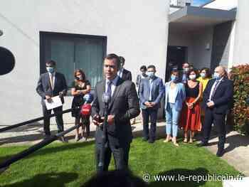 Olivier Véran a visité la Maison de santé de Paray-Vieille-Poste - Le Républicain de l'Essonne