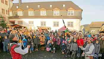 Bad Berleburg: Brotmarkt und WeihnachtsZeitreise abgesagt - Westfalenpost