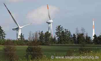 Warten auf mögliche Klage: Windkraft-Investoren sind noch zurückhaltend - Siegener Zeitung