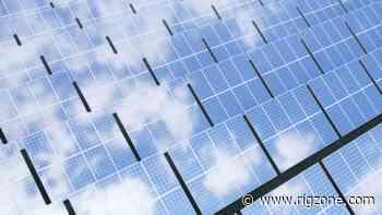 Chevron Powering Oil Pumps with Solar Panels