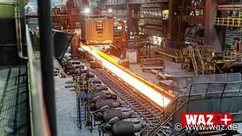 Bochum: 2500 Beschäftigte der Stahlindustrie in Kurzarbeit - Westdeutsche Allgemeine Zeitung