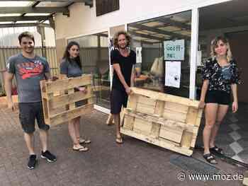 Nachhaltigkeit: Erste Tauschwerkstatt in Eberswalde eröffnet - MOZ.de - Märkische Onlinezeitung
