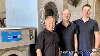 Coin-O-Matic Joins Laundrylux Distribution Network - American Coin-Op