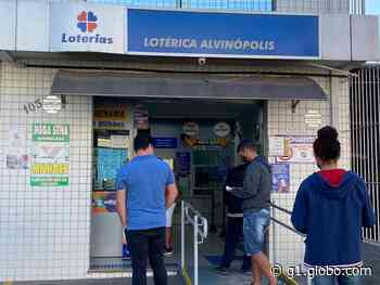 Aposta simples de Atibaia que faturou R$ 28,4 milhões sozinha foi feita em lotérica no Alvinópolis - G1