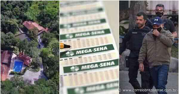"""""""Tudo em Atibaia?"""": Internautas repercutem Mega-Sena para a cidade paulista - Correio Braziliense"""