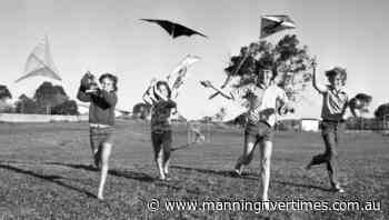 Our History, Our Memories: Kite flying fun day at Taree Estate 1976 - Manning River Times