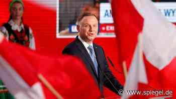 Wahlkampf in Polen: Hass wird outgesourct - DER SPIEGEL