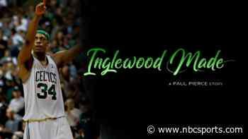 WATCH: New doc on how Inglewood made Pierce a Celtics star - NBC Sports Boston