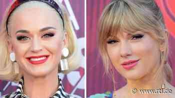 Deshalb haben sich Katy Perry und Taylor Swift endgültig versöhnt - RTL Online