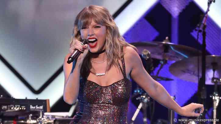 Taylor Swift: Ihr achtes Studioalbum erscheint diesen Freitag - Musikexpress