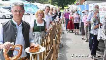 Volksfest to go in Miesbach: Riesen-Andrang bei Seniorennachmittag - Merkur.de