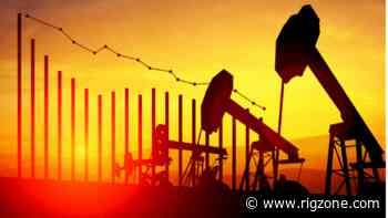 Oil Prices Fall Amid Slowdown Signals