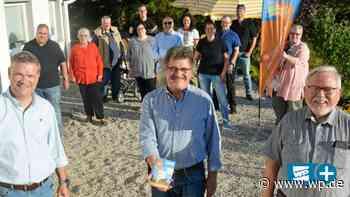 Hilchenbach: UWG stellt Kandidaten und Schwerpunkte vor - Westfalenpost