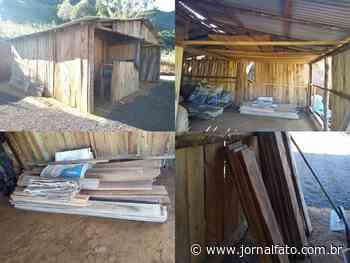 Polícia Ambiental apreende madeira nativa irregular em Muniz Freire - Jornal FATO