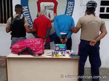 Arrestadas dos personas en pleno atraco en Ocumare del Tuy - Últimas Noticias