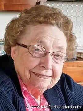 Mary E. Lampman, 89 - Lakefield Standard