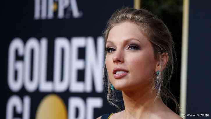 Spontane Nachricht des Popstars:Taylor Swift veröffentlicht neues Album - n-tv NACHRICHTEN