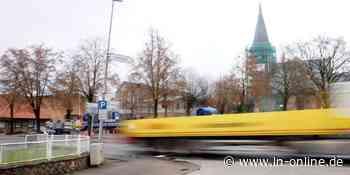 Verkehr in Breitenfelde – LN - Lübecker Nachrichten