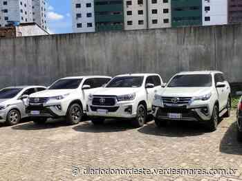 Policia prende três e apreende carros de luxo em Fortaleza e Itapipoca durante operação - Diário do Nordeste